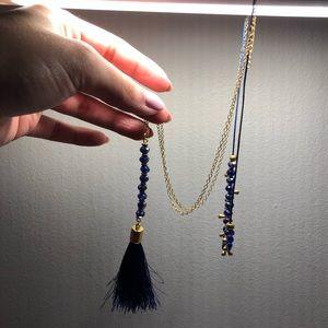 Jewelry - Sleek gold layered choker necklace